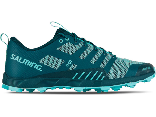 Salming OT Comp Shoes Dame deep teal/aruba blue